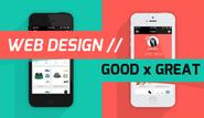 The Difference between Good vs. Great Web Design in India