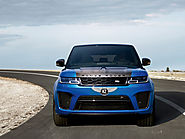 Experiencing the Luxury and Performance of the Range Rover SVR