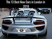 PPT - The 13 Best New Cars in London in 2018 PowerPoint Presentation - ID:8184003