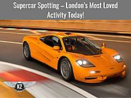 Supercar Spotting – London's Most Loved Activity Today!