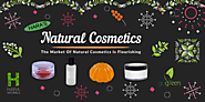 Reasons that led to the huge growth of Natural Cosmetics India