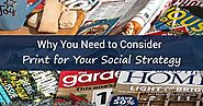Why You Need to Consider Print for Your Social Strategy | eAskme | How to : Ask Me Anything : Learn Blogging Online