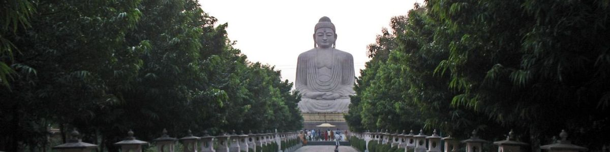 Headline for 5 Religious Destinations in Bodhgaya - For the culture buffs