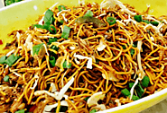 How to Make Tangy Chicken Hakka Noodles | Chinese Cuisine