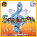 Spontuneous ® Party Board Game - The Game Where Lyrics Come to Life®!