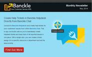 Banckle Newsletter for May 2014 is out: Get Cloud API Code Examples for Creating Social Apps