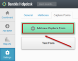 Capture User Queries from within Drupal Website Using Banckle Help Desk Software