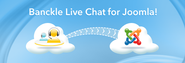 Live Chat and Customer Support Plugin for Joomla CMS by Banckle