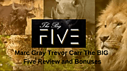 Website at https://www.chavasonlinemarketing.com/the-big-five-review-bonuses-marc-gray/