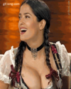 glorious-boobs-gifs-salma | Funny People Images- Gif-King.com