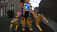 Dad Created A ROBO Suit For His 13 Month Old Baby And This Is Awesome