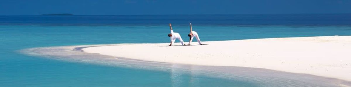 Headline for The Best Yogic Exercises to do on a Vacation