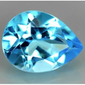1.96 ct Natural Swiss blue Topaz loose gemstone for sale