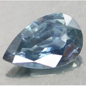 0.41 ct Natural untreated blue Sapphire loose gemstone