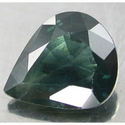 0.73 ct Natural greenish blue Sapphire loose gemstone