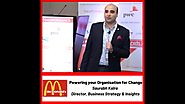 Integrating Customer Experience & Digital Strategies - CX at McDonald's