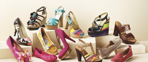 Headline for Top 8 Shoe Trends for Spring