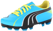 PUMA Attencio II I FG Firm Ground Jr Soccer Cleat (Little Kid/Big Kid)