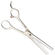 44/20 Taper-Fine High Carbon 46 Tooth Pet Thinning Shear, 7-1/2-Inch