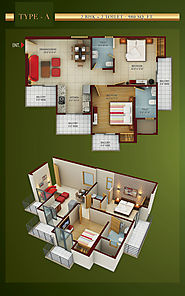 Samridhi Grand Avenue superb offer on 2/3Bhk in noida | Trisol RED | 8750-577-477