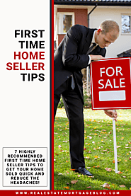 Selling A House For Your First Time – Conclud