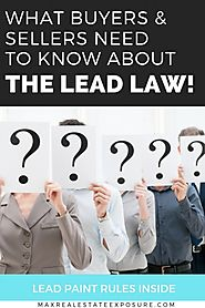 What to Know About The Lead Paint Law – Conclud