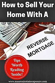 Selling a House With a Reverse Mortgage