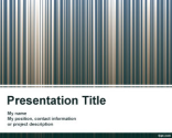 Modern Barcode PowerPoint Template | Free Powerpoint Templates