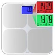 Amazon Best Sellers: Best Digital Bathroom Scales