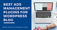 Best Google Adsense plugins for WordPress (Increase Your Adsense Earnings) | Blogging QnA- Blogging Question Answers