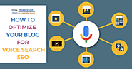 How to Optimize for Voice Search: 5 Best Voice Search SEO Strategies | Blogging QnA- Blogging Question Answers