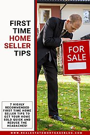 First Time Home Seller Tips You Need to Know