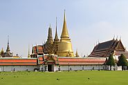 The Grand Palace and Wat Phra Keaw