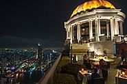 Sky Bar at the Lebua State Tower