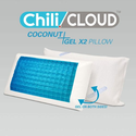 ChiliGel Cooling Gel Pillow Pad