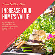 How Your Backyard Can Increase Your Home's Value