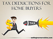 Smart tax deductions for home buyers