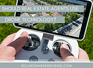 Does Drone Technology Help Sell Homes