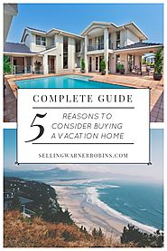 Killer Advice When Purchasing A Vacation Home