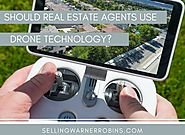 Using Drones to Help Sell Real Estate