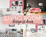 Smart Living Room Decorating Tips