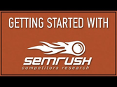 SEMrush - service for competitors research, shows organic and Ads keywords for any site or domain