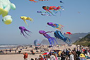 Summer Kite Festival - Lincoln City