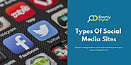 Types of Social Media And What Are Their Beneifts
