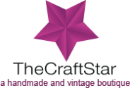 TheCraftStar: A Handmade and Vintage Shopping Boutique