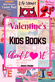 15 Valentine's Day Books for Kids - Almost a Reader