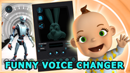 Voice Changer Fun: Talking Pro - Android Apps on Google Play