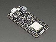 Adafruit WICED WiFi Feather - STM32F205 with Cypress WICED WiFi ID: 3056 - $34.95 : Adafruit Industries, Unique & fun...