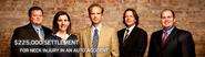 Adams & Davis accident attorneys