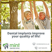 Implant Dentist in southbank
